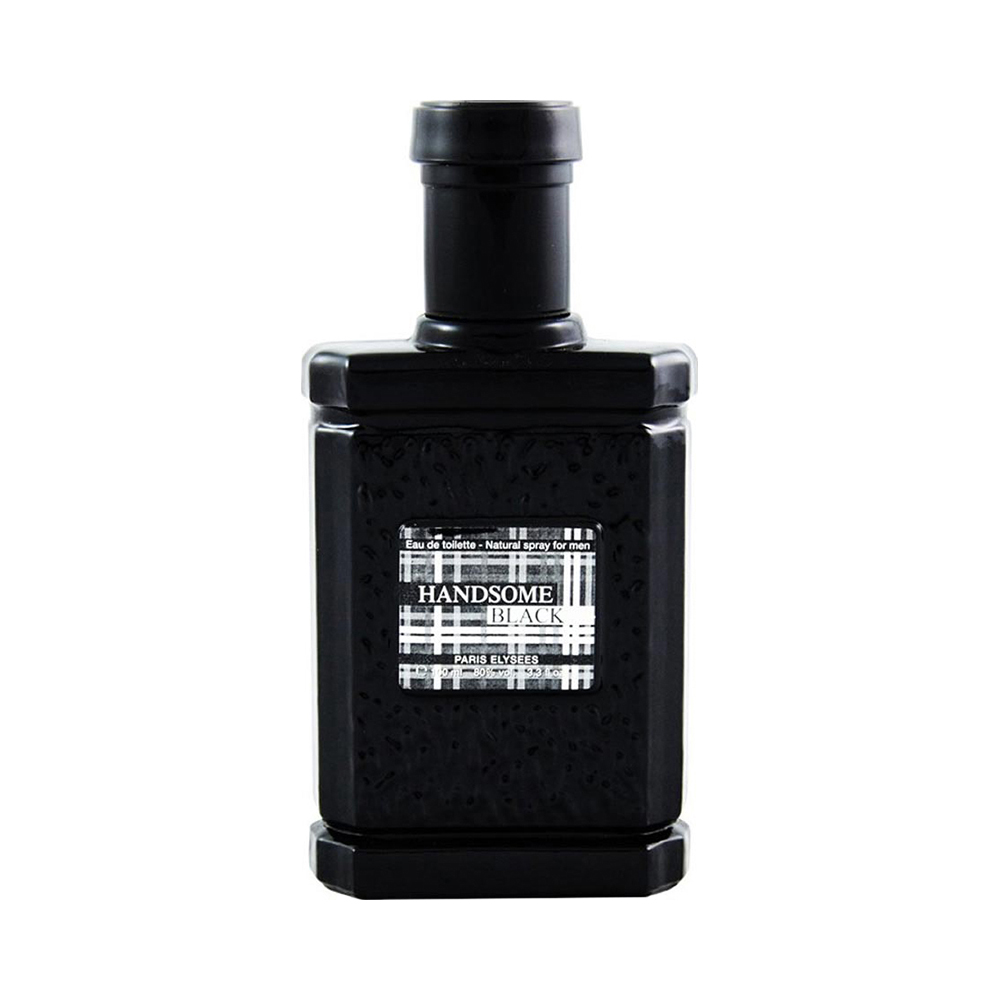 HANDSOME BLACK PARIS ELYSEES - PERFUME MASCULINO 100ML
