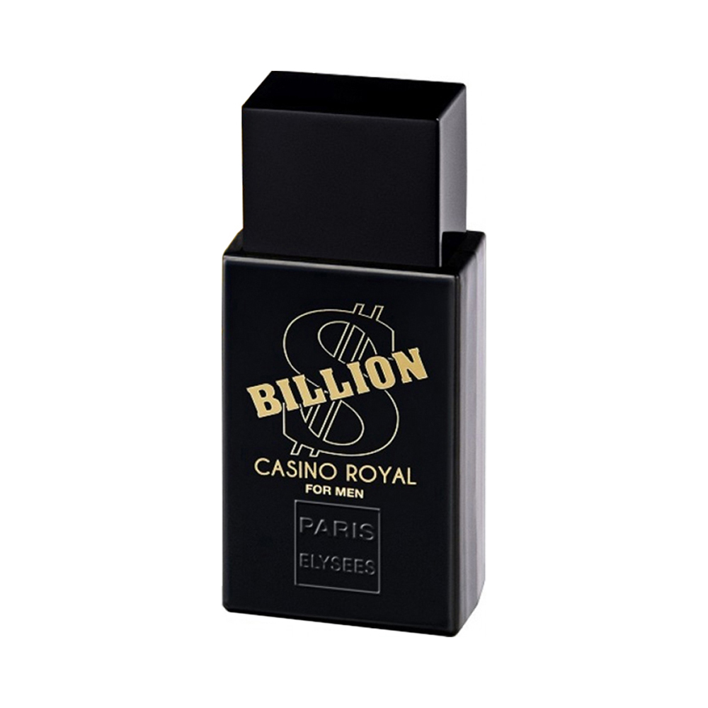 BILLION CASINO ROYAL PARIS ELYSEES - PERFUME MASCULINO 100ML