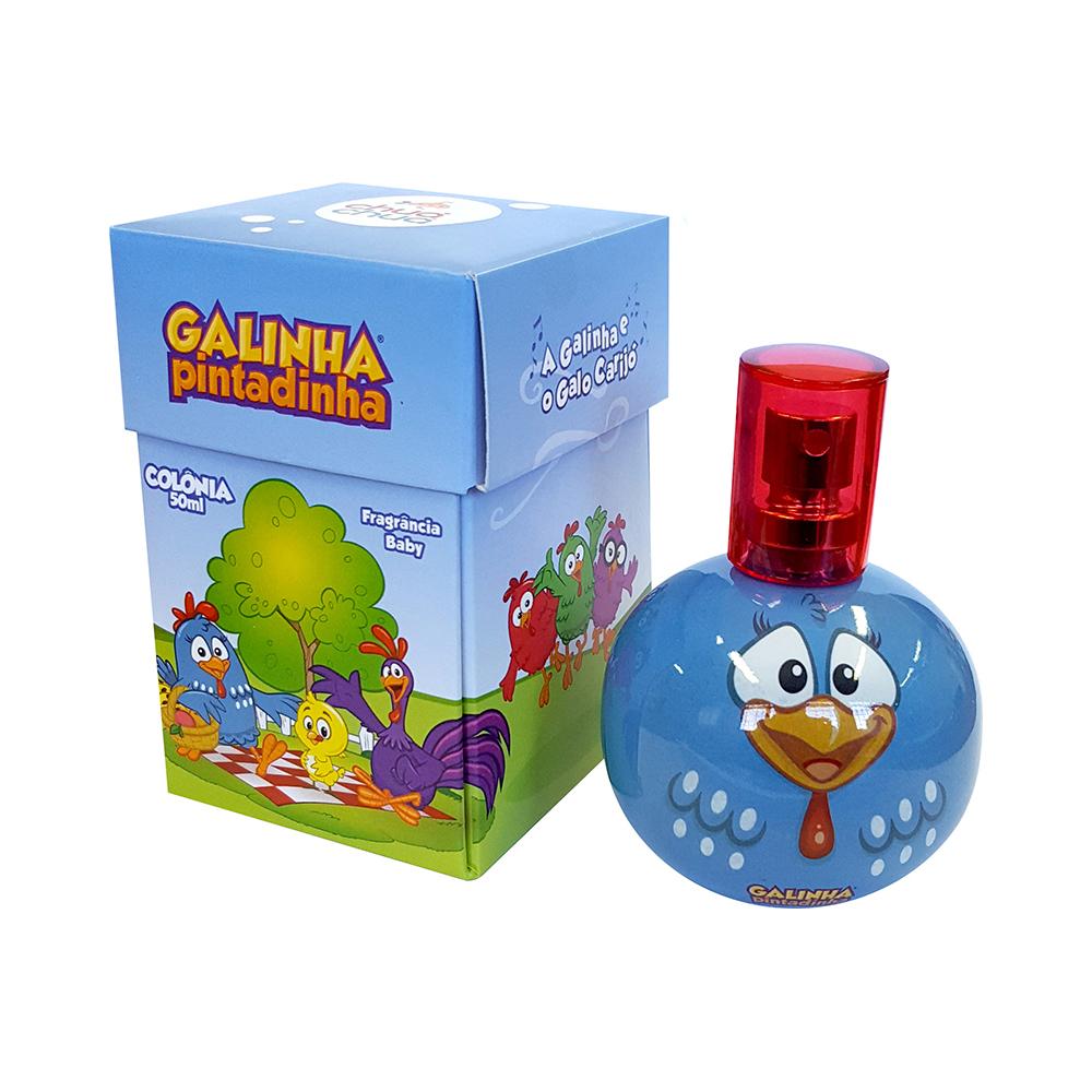 COLÔNIA GALINHA PINTADINHA - 50ML